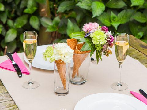 Sweet de mooiste ijsjes ter decoratie green your day - Decoratie terrace ...
